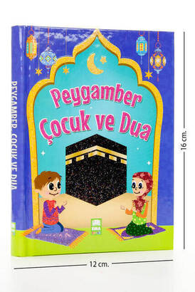 Ema Çocuk - Prophet Child and Prayer - Mevlüt Işık-Dİni Educational Book 1595