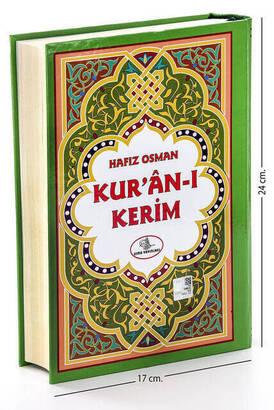 Esma Yayınları - Quran - Turkish Reading without Arabic - Medium Size - Esma Publishment