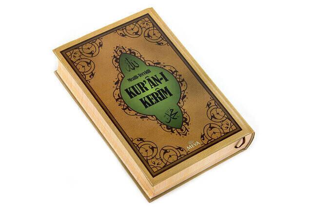 Quran Kerim - Mealli - Tecvidli - Medium - Meva Publications - Computer Lined