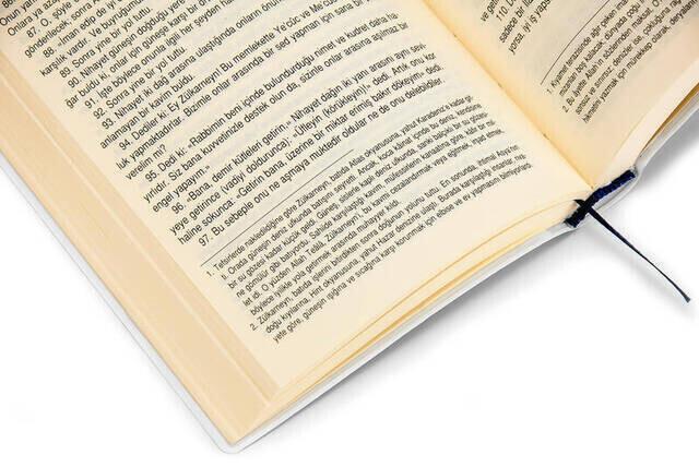 Quran Kerim Explained Meali - Metinsiz Meal - Çanta Boy - Diyanet Foundation Publications