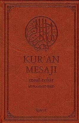 İŞARET YAYINLARI - Quran Message - Meal, Tafsir, Medium Size-1414