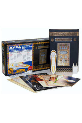 Ayfa Yayınevi - Quran Reciter Digital Pen - Medium Size - Ayfa