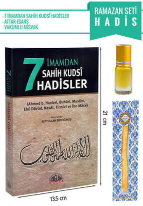 İhvan - Ramazan Seti Hadis -1195
