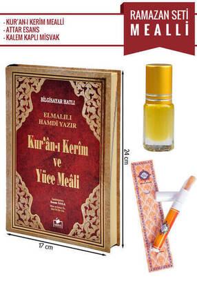 İhvan - Ramazan Seti Mealli-1194