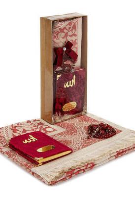 İhvan - Ramazana Özel İslami İbadet Hediyelik Set 63