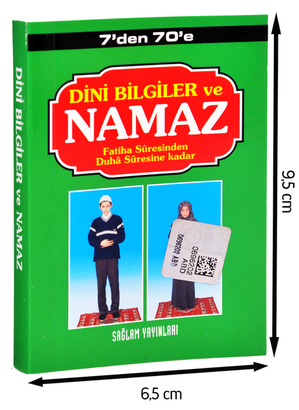 Sağlam Yayınevi - Religious Information and Prayer from 7 to 77-1664