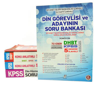 İhvan - Religious Preparation Question Bank Set-1