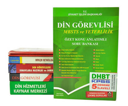 İhvan - Religious Preparation Question Bank Set-5