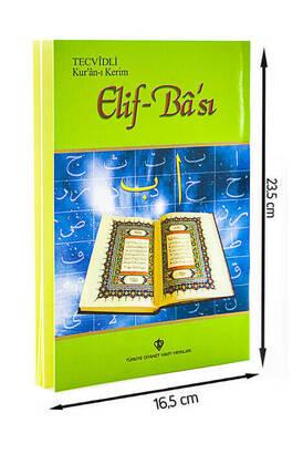 Diyanet İşleri Başkanlığı Yayınları - Religious Publications Quran Elifbas