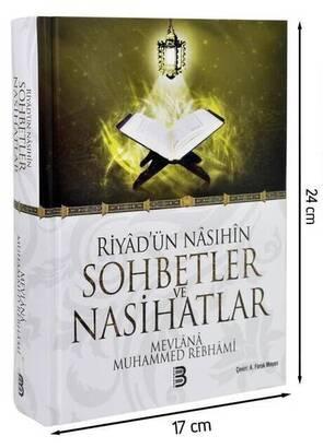 Berekat Yayınevi - Riyad'ün Nasıhin Sohbetler ve Nasihatler-1746