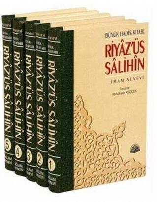 Sağlam Yayınevi - Riyazüs Salihin Büyük Hadis Kitabı - 5 Cilt, Takım-2051