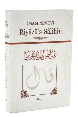 Beka Yayıncılık - Riyazüs-Salihin - İmam Nevevi - Şamua Kağıt
