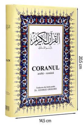 Çağrı Yayınları - Romanca Kuran-ı Kerim -1289