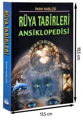 Sağlam Yayınevi - Rüya Tabirleri Ansiklopedisi İmam Nablusi-1591