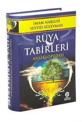 Gonca Yayınevi - Rüya Tabirleri Ansiklopedisi İmam Nablusi - Seyyid Süleyman-1587