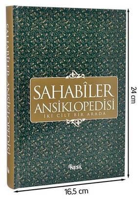 NESİL YAYINEVİ - Sahabiler Ansiklopedisi (İki Cilt Bir Arada)-1692