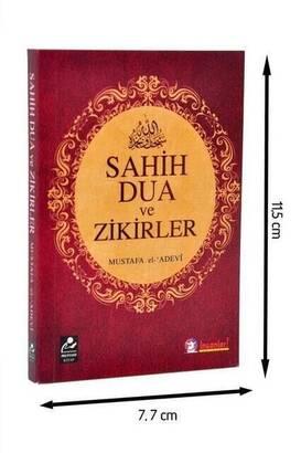 Mercan Kitap - Sahih Dua ve Zikirler-1249