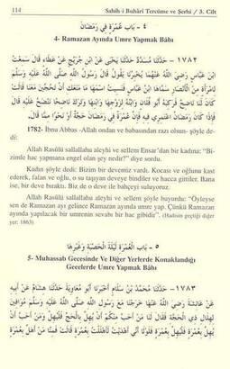 Sahih-i Buhari Tercüme Ve Şerhi - 11 Cilt Takım, 7563 Hadis-1500