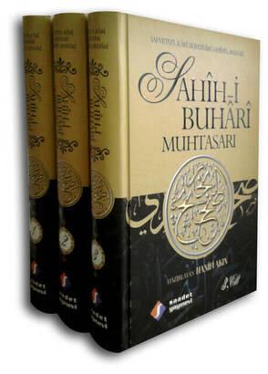 Saadet Yayınevi - Sahihi Buhari Muhtasarı (3 Cilt, 2. Hamur) Hanifi Akın-1477