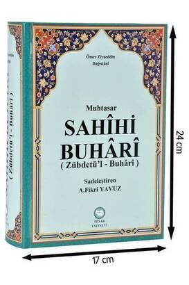HİSAR YAYINEVİ - Sahihi Buhari (Zübdetü'l - Buhari) Ömer Ziyaeddin Dağıstani-1479