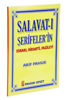 PAMUK YAYINEVİ - Salavat-ı Şerifelerin Esrarı, Hikmeti, Fazileti - Hafız Boy
