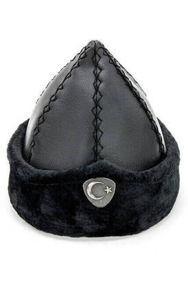 İhvan - Seljuk Börk Hat - Black Color