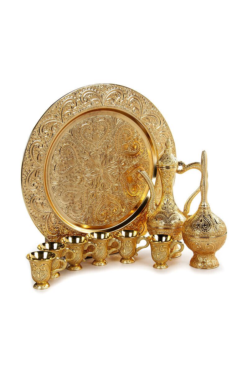 Sena Payitaht Zemzem Tam Takım Gold 243-K-18