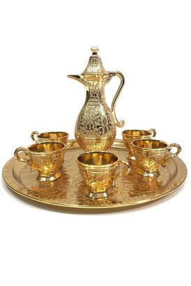 İhvan - Sena Payitaht 242-K-11 Zamzam Set Gold