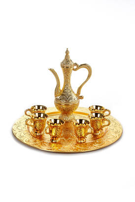İhvan - Sena Payitaht 242-K-19 Zamzam Set Gold