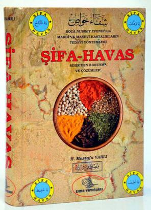 Esma Yayınları - Şifa - Havas (Sihirden Korunma ve Çözümleri) - M.Varlı-1252
