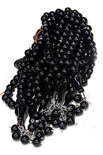 Siyah Tesbih 33'lü 10 (Destesi)-2114