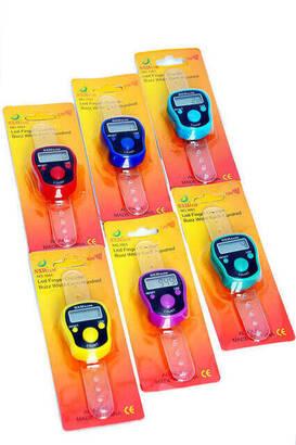 İhvan - Sound Light Digital Ring Zikirmatik Alarms Every 100