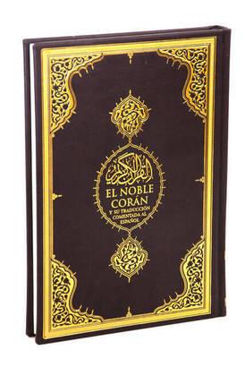 Diyanet İşleri Başkanlığı Yayınları - Spanish Quran and Meali