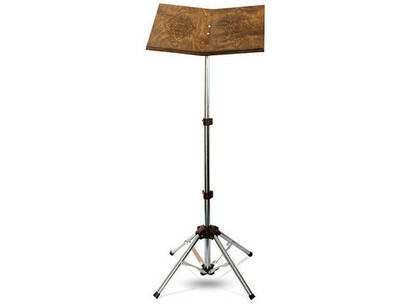 İhvan - Special Design Rahle - Tripod Rahle - Adjustable Body - Wooden Table