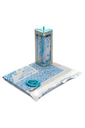 İhvan - Special Gift Box Prayer Prayer Rosary Set Blue