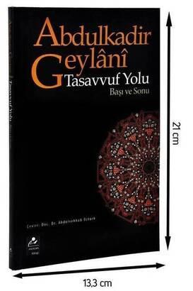 Mercan Kitap - Sufism Road - Abdulkadir Geylani - Mercan Book-1530