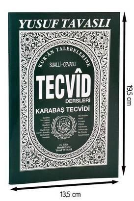 TAVASLI YAYINEVİ - Tajwid Karabas Annotated-1652
