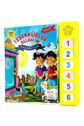 UYSAL YAYINEVİ - Talking Book - Thank You God - Alhamdulillah