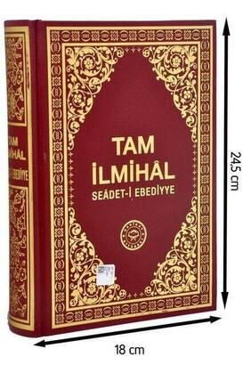 Hakikat Kitabevi - Tam İlmihal Se`âdet-i Ebediyye-1969