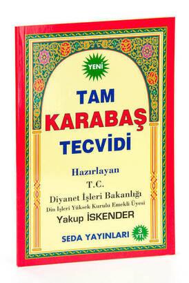 Seda Yayınları - Tam Karabaş Tecvidi-Seda