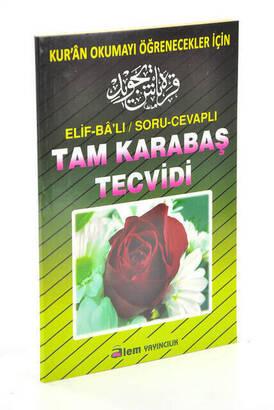 Alem Yayıncılık - Tam Karabaş Tajwid - Hafız Boy Alem Yay