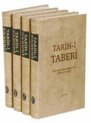 Sağlam Yayınevi - Tarihi Taberi Tercümesi - İslam Tarihi (4 Cilt, Takım)-1957