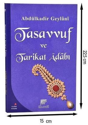 Gelenek Yayıncılık - Tasavvuf Ve Tarikat Adabı-1542