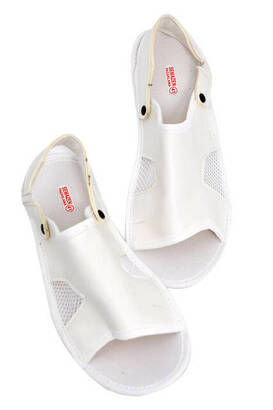 İhvan - Tavaf Booties Whirling Dervishes - 1134 - White