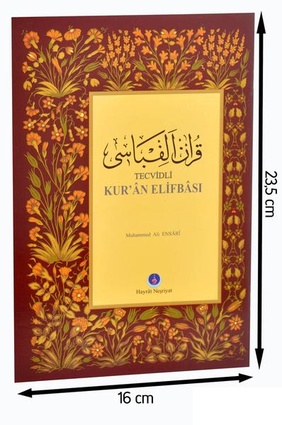 Hayrat Neşriyat - Tecvidli Kur'an ElifBası-1646