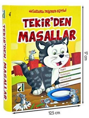 - Tekirden Masallar - Damla Yayınları-1171