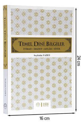 Diyanet İşleri Başkanlığı Yayınları - Temel Dini Bilgiler Kitabı Diyanet Yayınları -1739