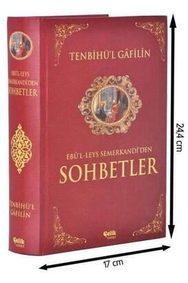 Çelik Yayınevi - Tenbihü'l-Gafilîn Ebu'l-Leys'den Sohbetler-1561