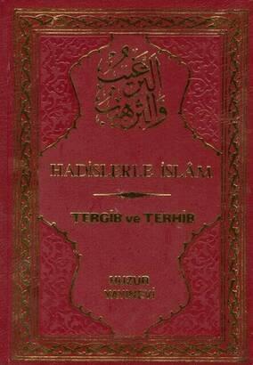 Huzur Yayınevi - Tergib Ve Terhib Hadislerle İslam (6 Cilt, 1.Hamur)-1476