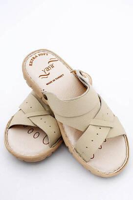 Terlik Sandalet Hac Umre Sandaleti -1124